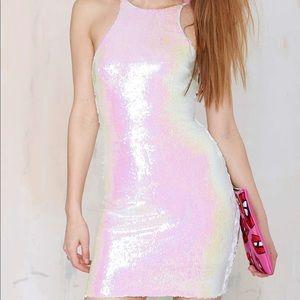 Dress The Population Rowan Sequin Dress